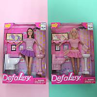Кукла DEFA с мебелью и аксессуарами