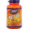 NOWСреднецепочечные триглицериды MCT Oil150 softgels