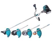 Бензокоса GRAND БГ-4700 (3 ножа, 1 катушки, паук)