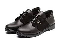 Кожаные туфли Christina, фото 1