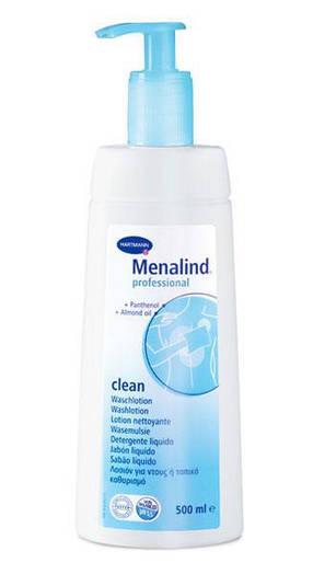 Menalind очищающий лосьон с нейтрализатором запаха, 500 мл
