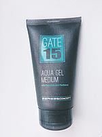 ♛Аква гель средней фиксации,  GATE 15 Aqua gel medium,150 ml Emmebi Italia