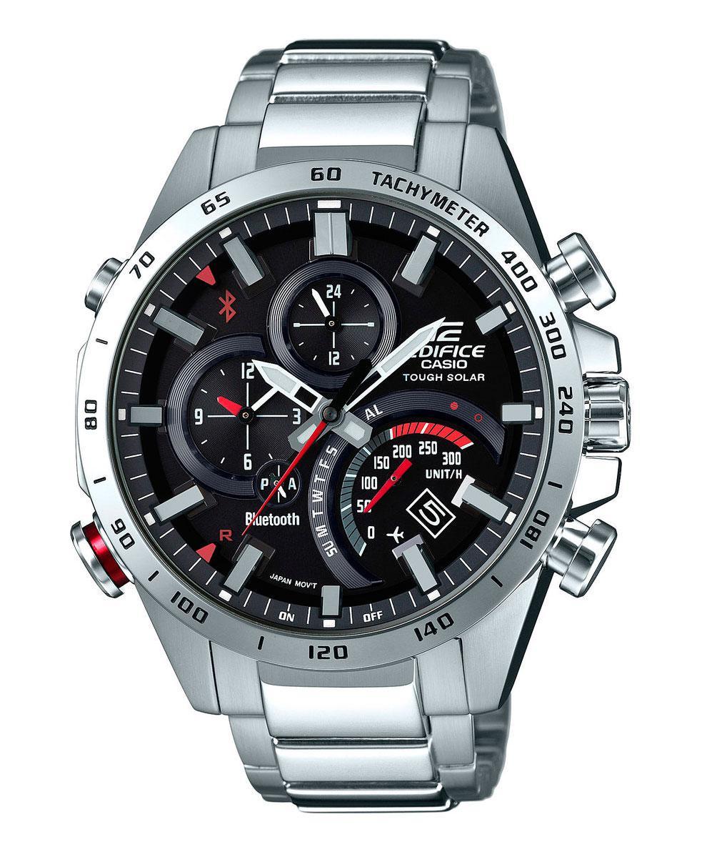 Часы Casio Edifice EQB-501XD-1A Bluetooth