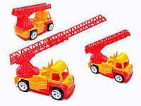 Пожарная машина с лестницей  Алекс Бамсик