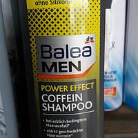 Шампунь з кофеїном від випадіння волосся Balea від DM