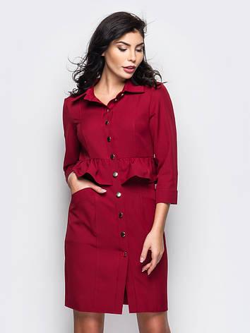 Оригінальна сукня-сорочка, фото 2