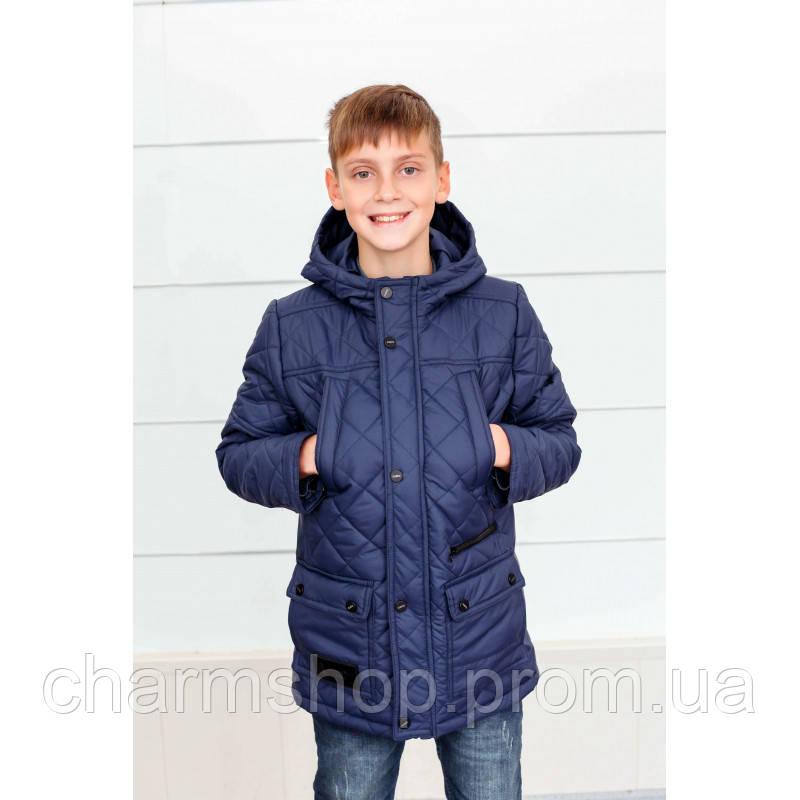 Детские, подростковые весенние куртки для мальчиков -