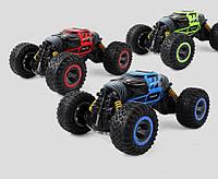 Роскошная мощная машина Rock Crawler на р/у с надёжными протекторными колесами