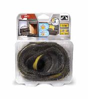 Шнур из керамического волокна клейкий Hansa 10x2 мм, длина 2,5 м