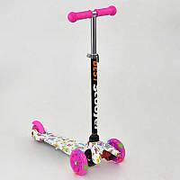 Детский Самокат MINI Best Scooter 3 колеса , фото 1