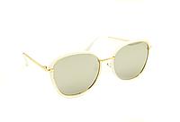 Белые женские солнцезащитные очки Aedoll