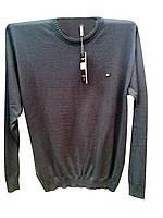 Шерстяной свитерок большие размеры