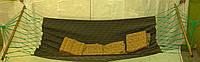 Гамак тканевой Гобелен одноместный чехол в подарок