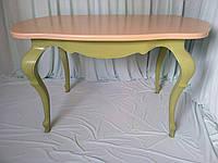 Обеденный стол в стиле прованс  из дерева