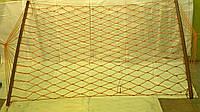 Гамак  сетка двухместный Рыбацкий 6 чехол в подарок