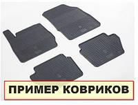 """Резиновые автоковрики """"Stingray"""" для Kia Sportage с 2015-"""