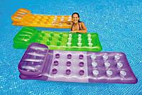 Надувной пляжный матрас Intex 58890