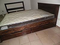 Кровать дубовая Элит плюс