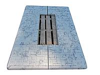 Противоусадочная плита под памятник