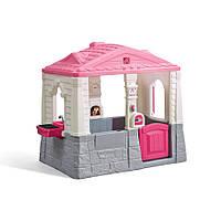 "Детский домик ""NEAT & TIDY"" розовый, фото 1"