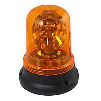 Проблесковый маяк на магните EMR 03 Emir 12V жёлтый мигалка галогенная
