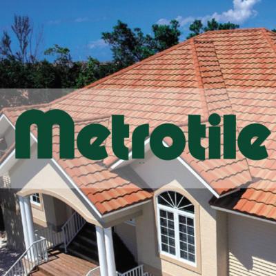 Metrotile модельный ряд композитной черепицы № 1
