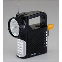 Фонарь с радио NS-073U, фото 1