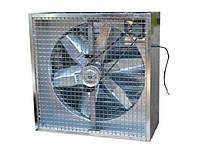 Квадратный осевой вентилятор KF 125, фото 1