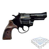 """Револьвер под патрон Флобера PROFI 3"""" черный Pocket"""