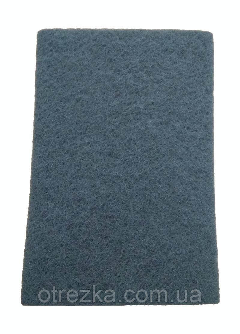 Smirdex скотч-брайт 150х230 мм. серый р600