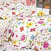 Постель в детскую кроватку с оборкой, фото 2