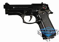 Пистолет стартовый (газо-шумовой) Ekol Firat compact матово черное