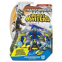 Робот-трансформер Дредвинг из м\с Трансформеры Прайм - Dreadwing, Deluxe, Hasbro, 15CM