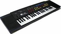 Пианино синтезатор от сети с микрофоном SK 3738 Electronic Keyboard (S)
