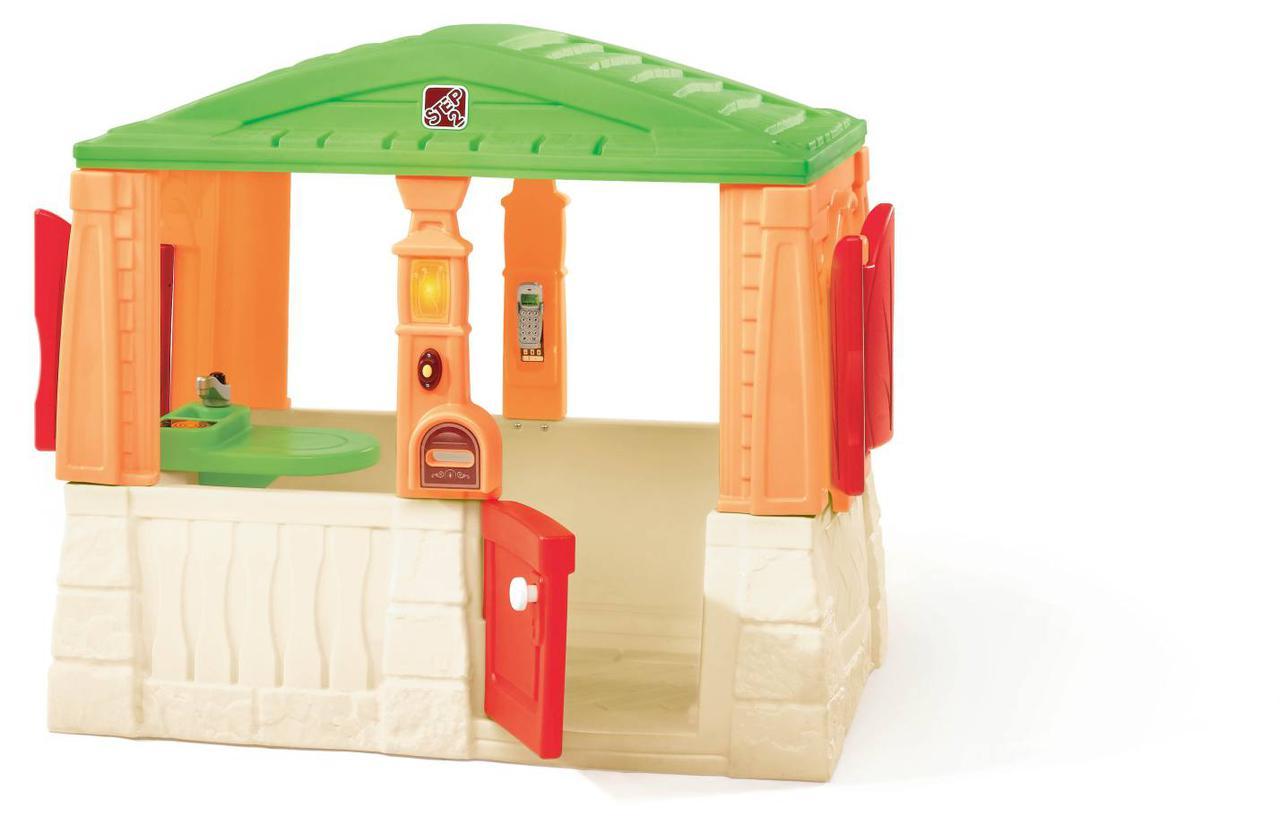 "Детский домик ""NEAT & TIDY"" яркие цвета"