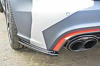 Диффузоры заднего бампера Audi RS6 C7