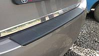 Накладка на задний бампер Toyota Corolla (2013-2016)
