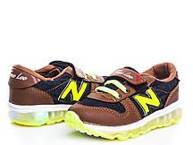 Детские кроссовки, с 22 по 25 размер, 8 пар, ТМ Sherif, Турция