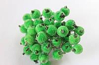 Сахарные ягодки 38-40 ягод/уп. зеленого цвета, фото 1