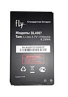 АКБ Fly BL4007(DS123) Highpower (90-100%) orig