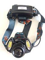 Налобный фонарик POLICE BL-C862-T6 Хит продаж!