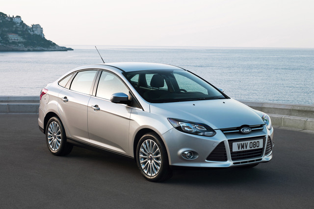FORD FOCUS III (2010-)