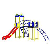 Детская площадка Тучка 4