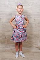 Платье джинсовое ( от 1,5 до 8 лет), фото 1