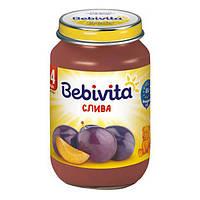 Овощное пюре Bebivita Слива, 190 г 1690 ТМ: Bebivita
