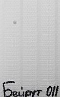 Вертикальные жалюзи 89 мм ткань Бейрут Белый