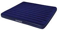 Надувной двухспальный матрас Intex 68755 (183см х203см х 22см)