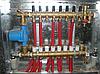 Коллектор модульный Giacomini R53, 6 отводов