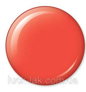Nila Гель-лак 048, вітражний червоно - оранжевий, 7 мл