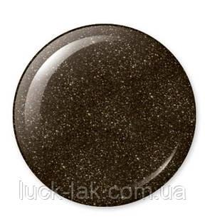 Nila Гель-лак 033, темно - коричневий з мікро блискітками, 7 мл